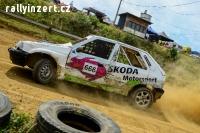 Autokross/Rallycros Škoda Felicia