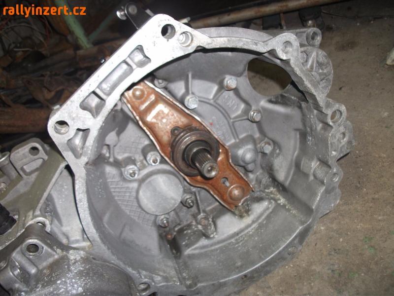 Převodovka Audi, Škoda 4x4
