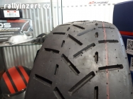 Rally pneu 185/55/15 Hard + Medium