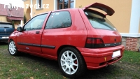Renault Clio 16V, motor Williams
