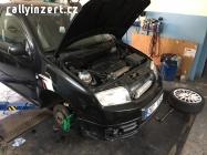 Škoda Fabia 1.8T