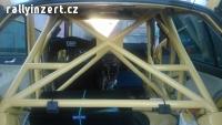 Škoda Fabia RS RALLY