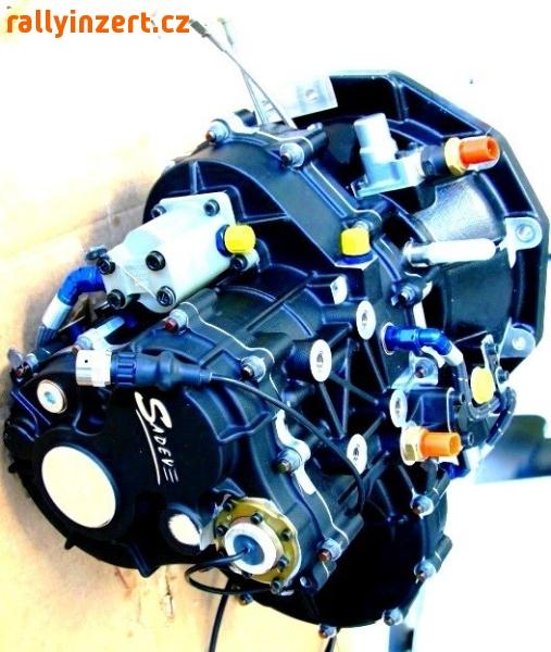 ST 90-14 Sadev 6 rychlostí Sekvenční převodovka ve výborném stavu