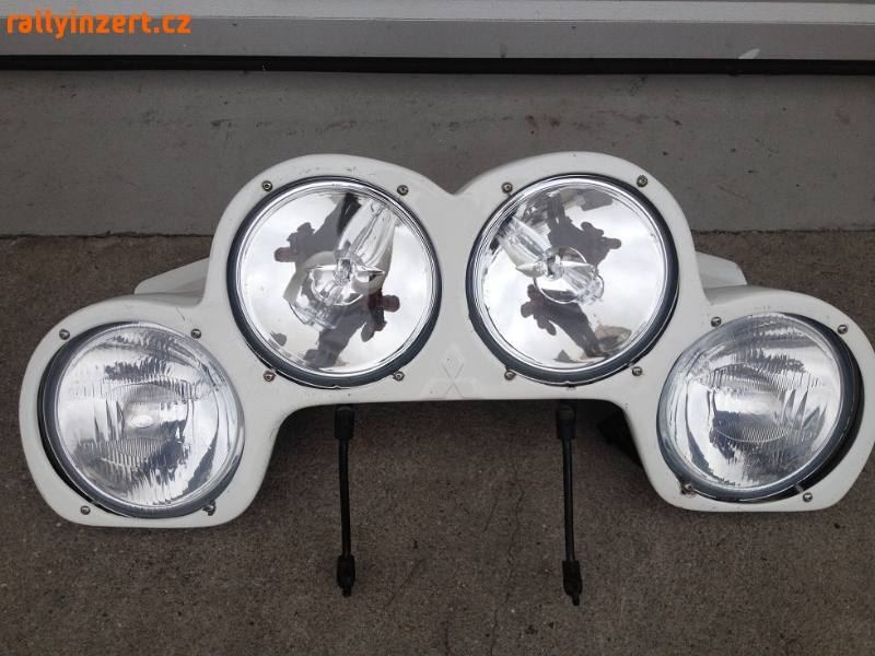 světelná rampa Mitsubishi Evo 5-6
