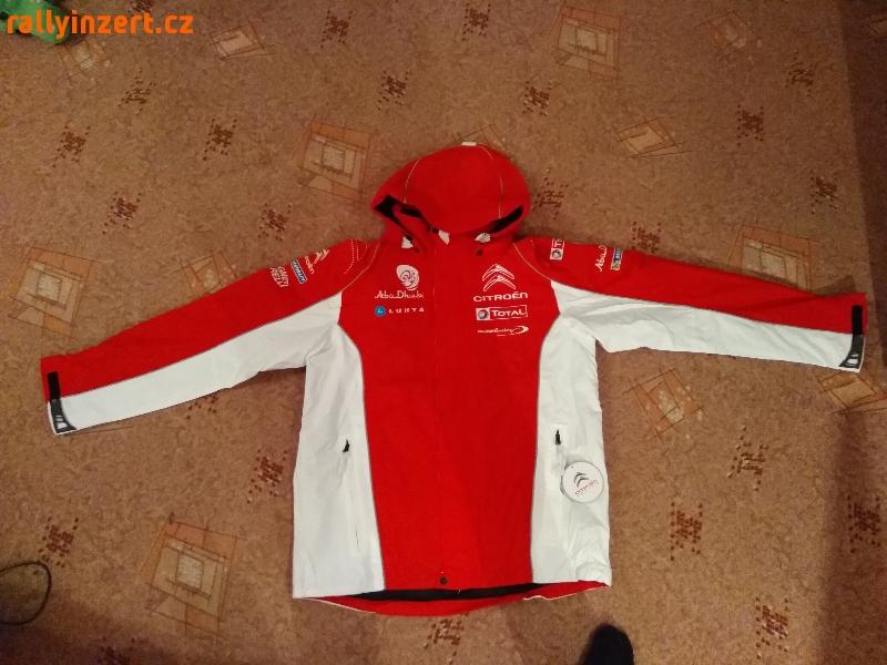 Zimní bunda Citroen Racing XL