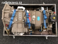 Audi R8 GT3 HOR Gearbox