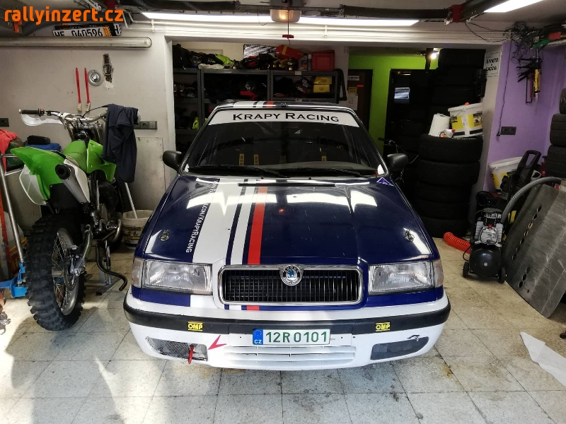 Felicia (rally) A1600