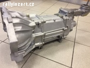 FIAT 131 Abarth race gearbox / dogbox
