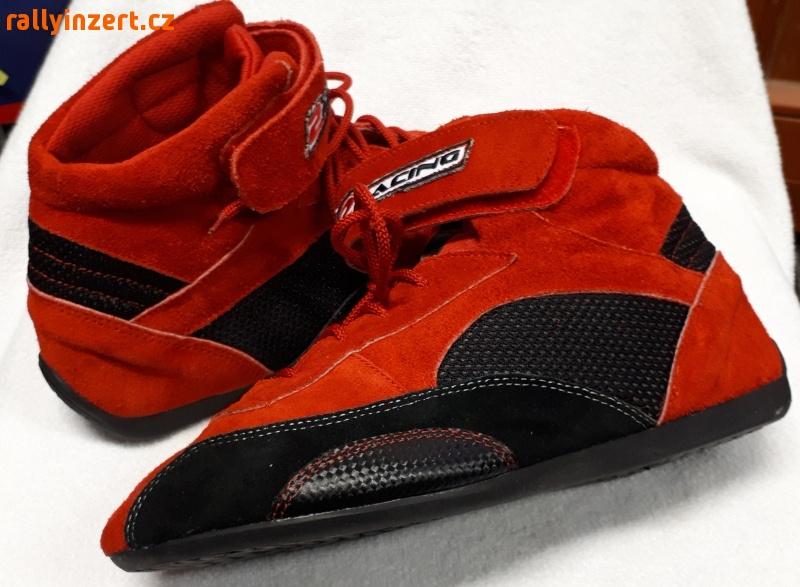 Kartingové boty pro dítě a dospělého EUR vel.29 až 50