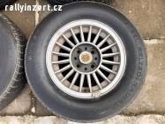 """Kultovní alu kola BMW e21 5,5x13"""" (4x100mm)"""