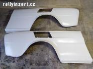 Zadní laminátové blatníky Š110LR