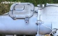 MGB SCCR 5 speed Dog Box