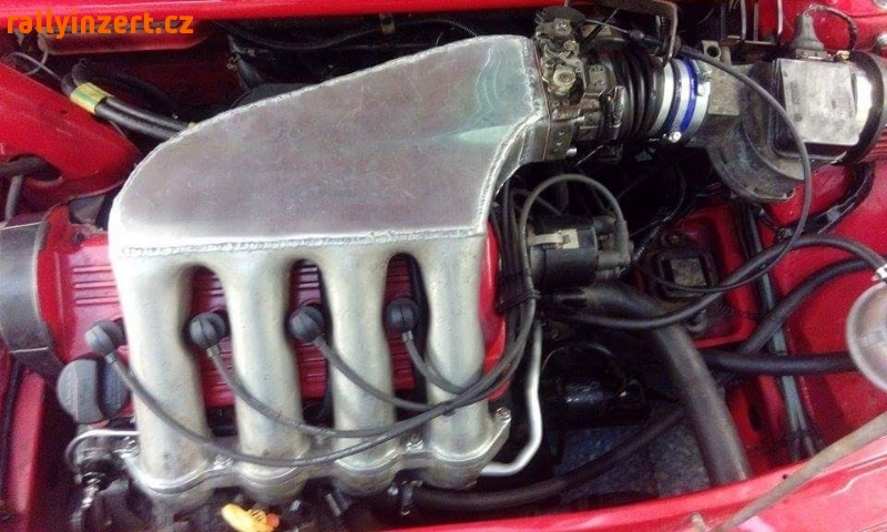 Motor do Felicie 1.8 16V 103kW