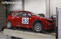 Peugeot 206 GTI Rallycross