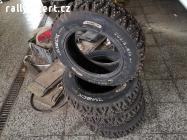 Predám pneu s hrotmi