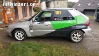 Prodám repliku Felicia kit car + náhradní díly