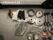 Prodám Subaru Impreza WRX STI N12B (SPEC C)