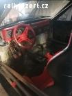 Prodám upravený vůz Škoda Rapid bez TP a SPZ a závodní pneu