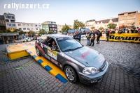 Pronájem závodního auta HONDA sezóna 2020
