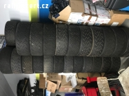 Rally RACE SLICK Pneu Hankook Ventus 210/650/18