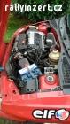 Renault Clio 16V, motor Williams