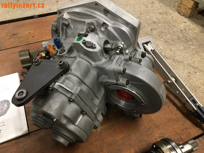 SADEV ST 75/14 Gearbox
