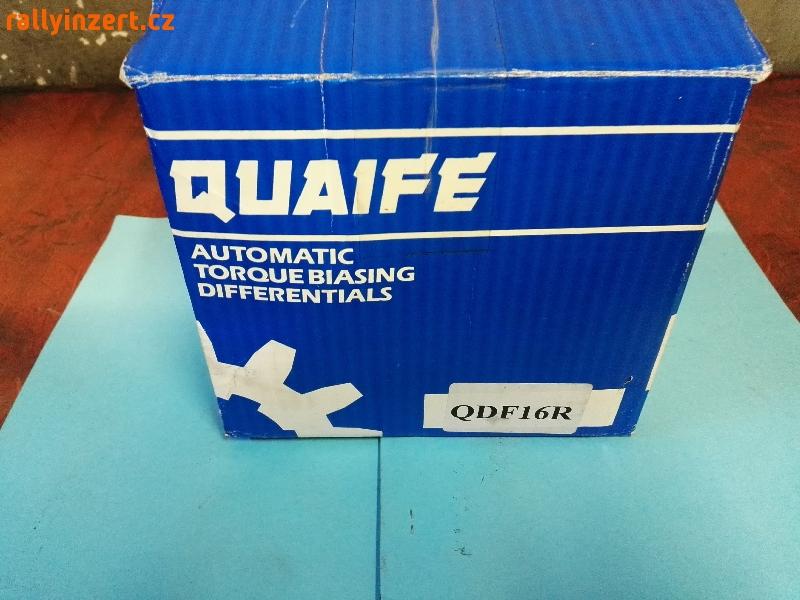Samosvorný diferenciál Quaife