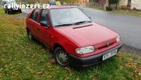 Škoda Felicia 10.000 Kč