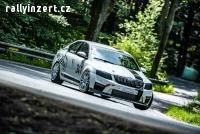 Škoda Octavia Cup pronájem vrchy 2021