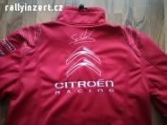 softshell bunda Citröen Racing - Sébastien Loeb