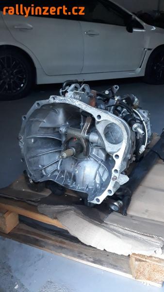 Subaru Impreza STI JDM full gearbox