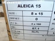 závodní kola Rota Aleica R15