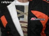 Závodní kombinéza na motokáry FIC CIK nebo hobby závody