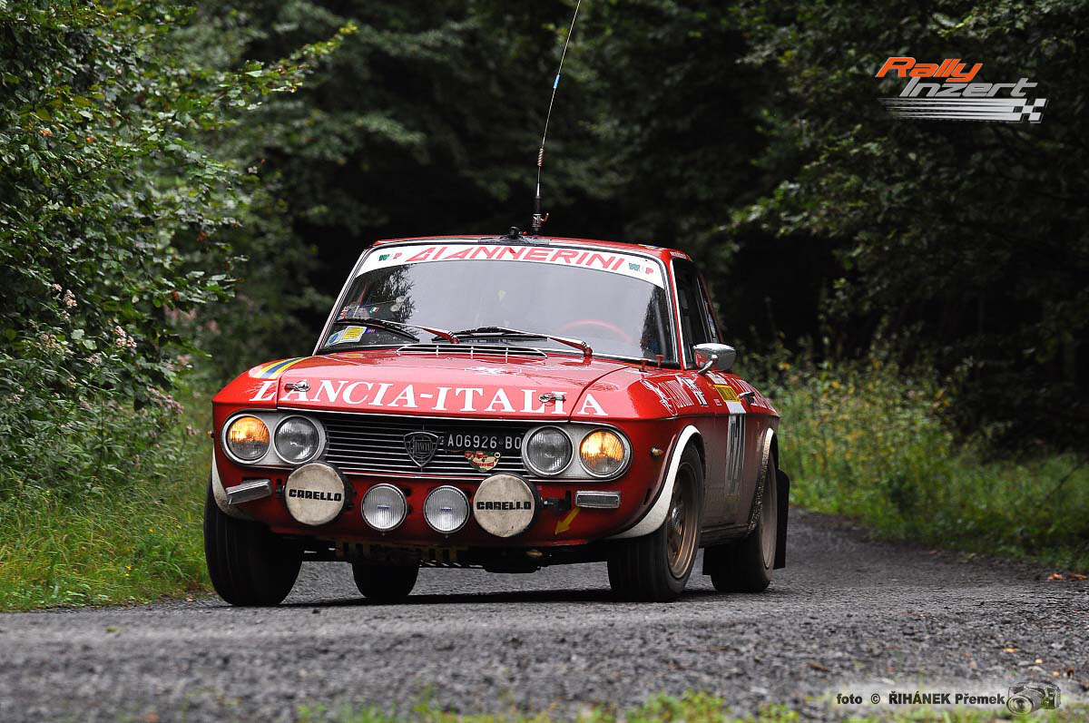 IV. Star Rally Historic na Barum rally